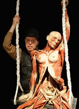 Gunther von Hagens - Orijinal Vücut Dünyası-Yaşam Döngüsü - Body Worlds sergisi