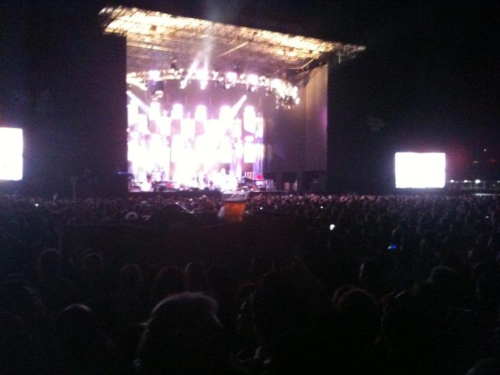 Eric Clapton & Steve Winwood - Kuruçeşme Arena - İstanbul Konseri - 13 Haziran 2010