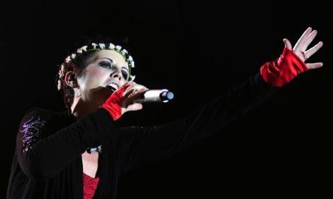 The Cranberries - İstanbul - Türkiye - Live - Maçka Küçükçiftlik Park - Konser