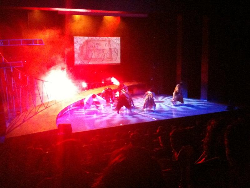 Devr-i İstanbul  - Darülbedayi - Harbiye Muhsin Ertuğrul - 3 Temmuz 2010 - Tiyatro