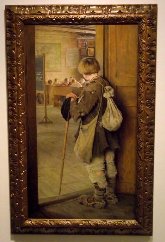Nikolay Bogdanov - Çarlık Rusyası Resim Sergisi - Pera Müzesi