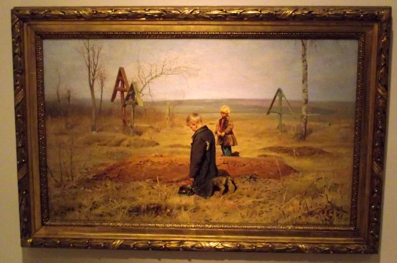 Çarlık Rusyası Resim Sergisi - Pera Müzesi