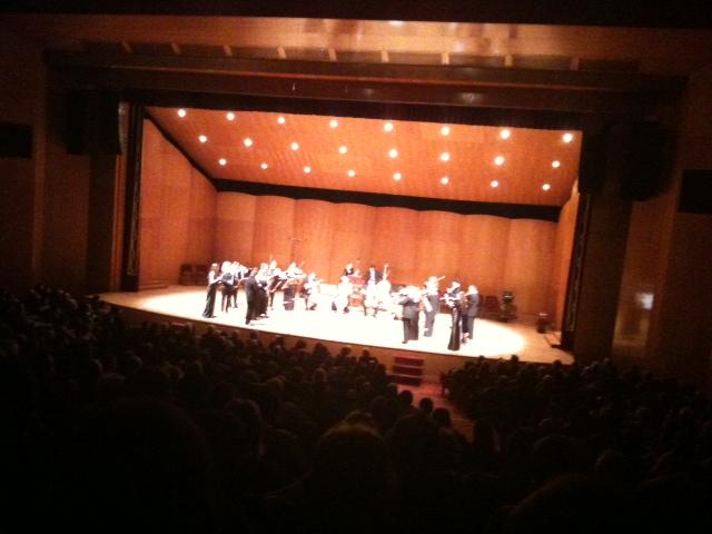 Akbank Oda Orkestrası - Dört Mevsim - Lara St. John