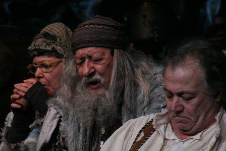 Çığ - Tuncer Cücenoğlu - Kemal Başar - İstanbul Şehir Tiyatroları