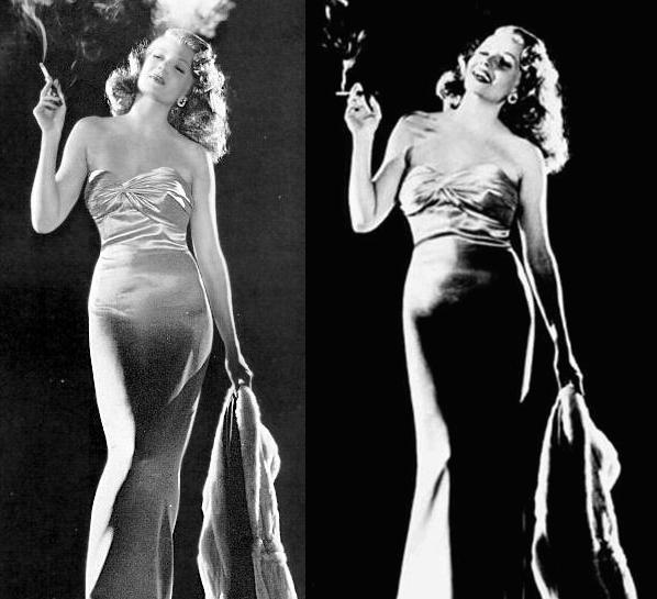 Rita Hayworth - Güzelliğin Tarihi - Umberto Eco
