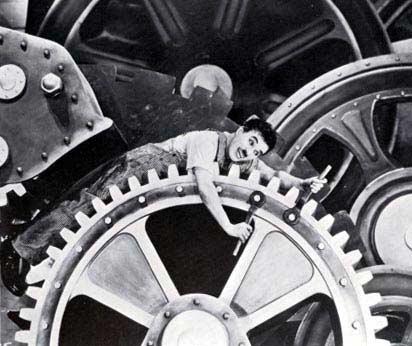 charlie_chaplin- modern zamanlar, 1938