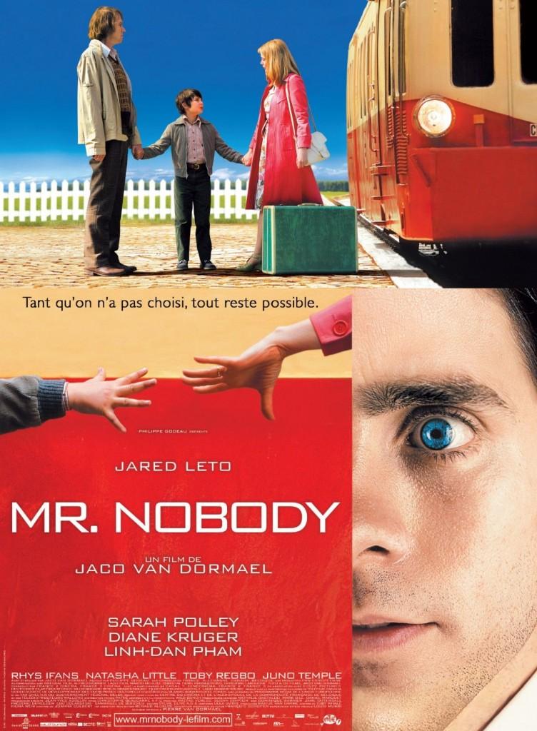 mr nobody - bay hiç kimse - afiş - sinema - eleştiri - analiz