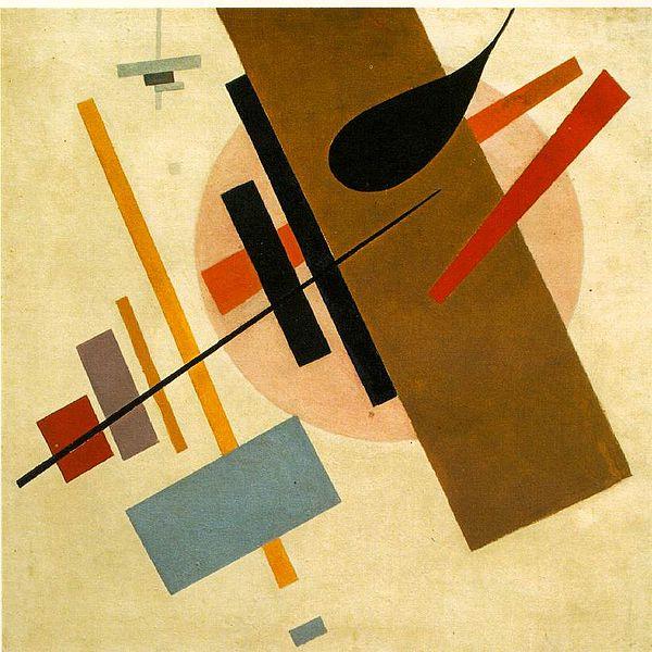 Kasimir Malevich - Suprematism - 1916
