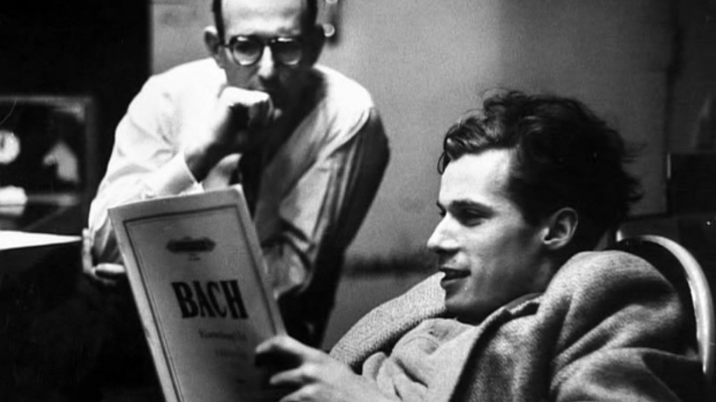Glenn Gould  Fotoğraf: Genius Within: The Inner Life of Glenn Gould (2009) belgeselinden