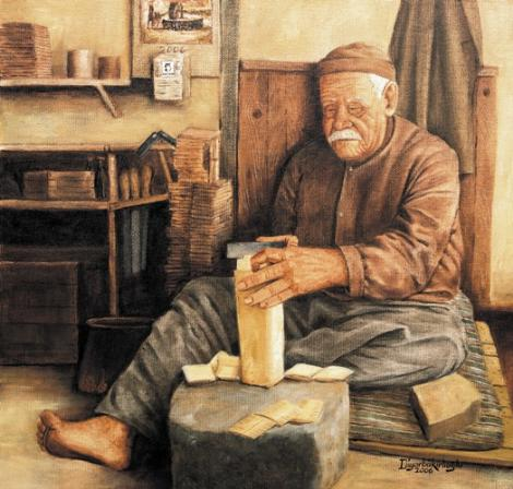 Simşir Tarak ustası- 2006