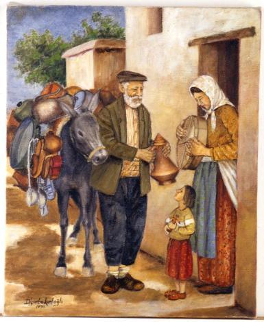 Kaybolan Meslekler ve Son Ustalar: Cerçilik 1994-