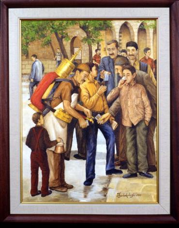 Kaybolan Meslekler ve Son Ustalar: Sebil yapan serbetci 1999-